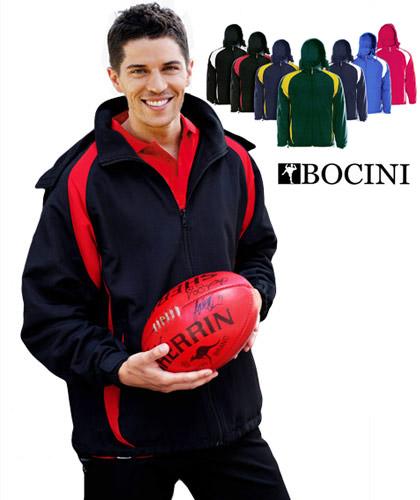 Bocini Burst Jackets-with warm micro fleece lining