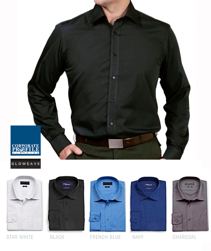Gloweave Cafe Fit Shirt-No Pocket