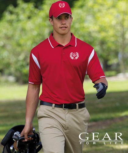 Gear For Life-Dri Gear Insert Polo