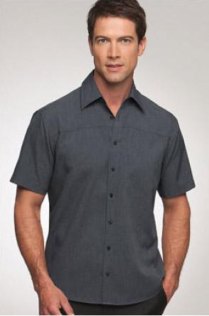 EzyLin Short Sleeve Mens Shirts