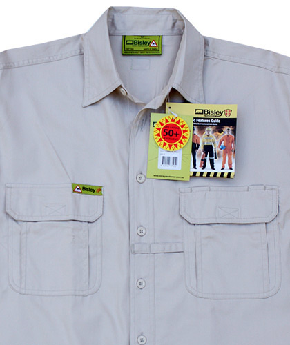 Fishing Shirts with Mosquito Protection Treatment