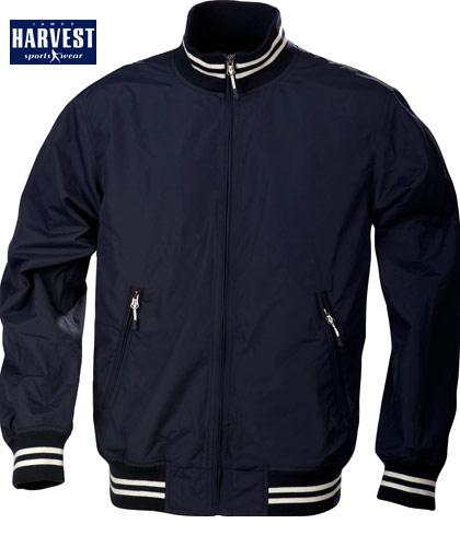 Harvest Sportswear Garland USA Baseball Style Jackets