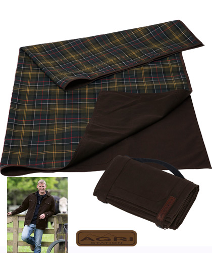Picnic Blanket- Tremendous aussie style ground blanket for family, travel, events etc
