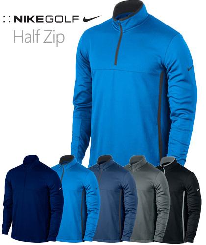 Nike Half Zip Top #686085 with Company Logo Service