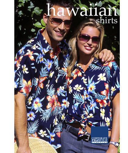 Hawaiian Shirts- Aloha, Big Flower, Hibiscus, Frangipani and more!