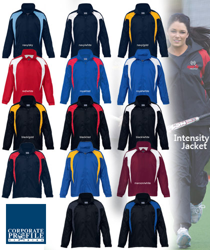 Intensity Spray Jackets