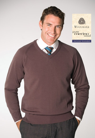 Monday to Friday - Pure Merino Wool Jumpers with Wool Mark