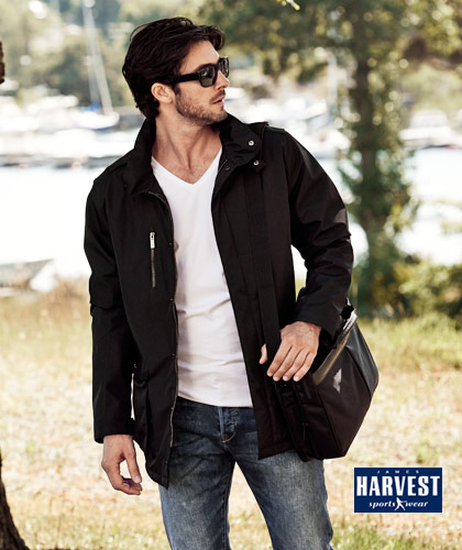James Harvest Sportswear Orlando Jacket
