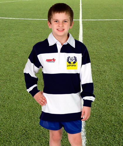 Student Rugby Tops for School and Teams