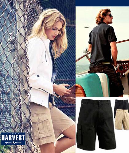 Harvest International: Womens Shorts