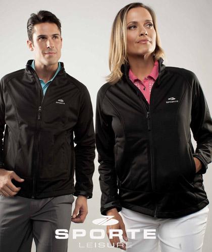 Sporte Leisure Soft Shell Jackets