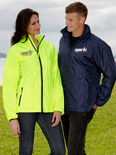 Biz Collection Spinnaker Rainwear Jacket