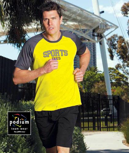 Podium Sports T-Shirts