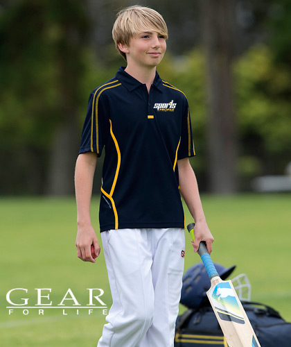Students XTF Sports Polo Shirts - Extreme Technical Fabric