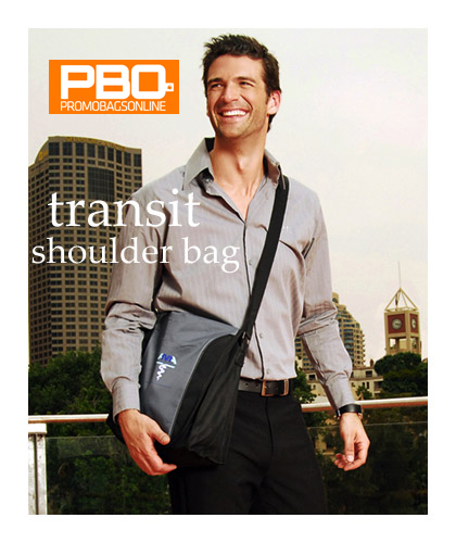 PBO Transit Shoulder Bag