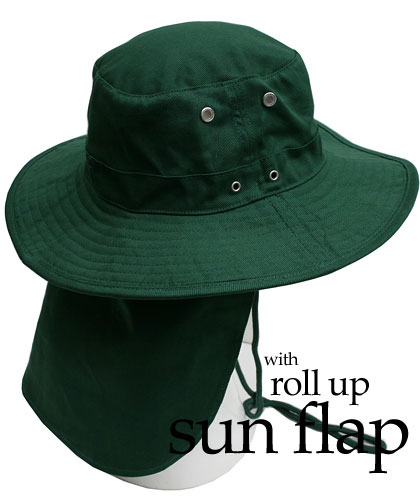7bb7702d737 Wide Brim Hats with Sun Flap over the Neck