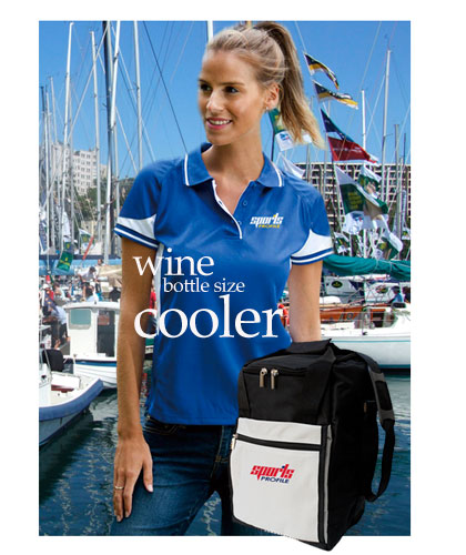 Members Wine Bottle Sized Cooler Bags