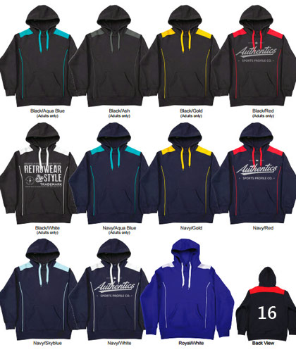 Winning Spirit Team Hoodie with Logo Embroidery Service