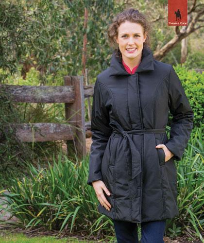 Thomas Cook-Womens Anna Light Weight Corporate Uniform Coat