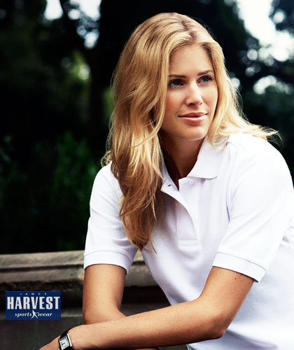 Harvest Sportswear 100% Cotton Polo Shirts-Soft and smooth