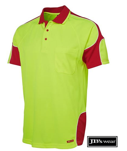 Council Workwear-Hi Vis Polos in Ten Colour Sets