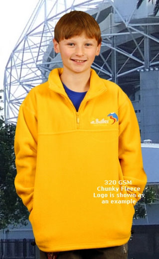 Polar Fleece Pullovers for Kids