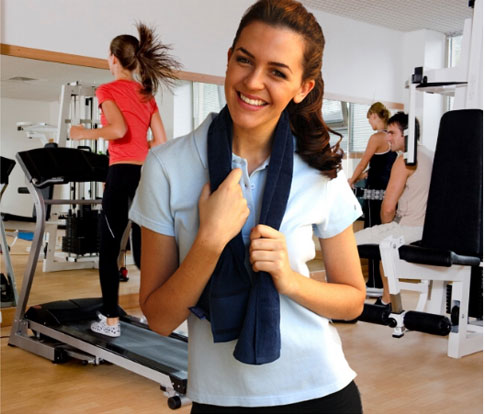 Fitness Towels 30cm x 110cm