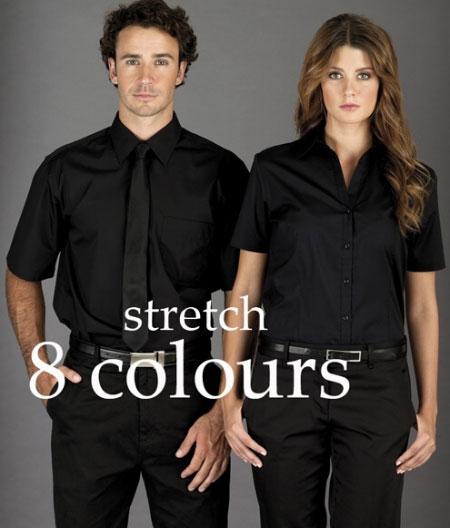 Identitee Stretch Shirts