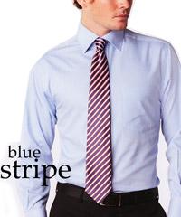 Van Heusen: Blue Stripe