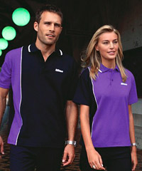Activator Polo Shirts: Made to Order in Your Choice of Colours