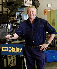 Bisley Work Shirts. The Original Cotton Drill Work Shirt