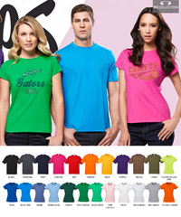 Biz Collection-Cotton T-Shirts-22 Colours