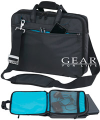 Identity Brief Bag with 15 INCH Laptop Compartment