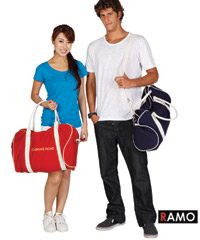 Canvas Road Duffle Bags