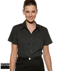 Charcoal Short Sleeve Shirts- The Climate Smart Collection