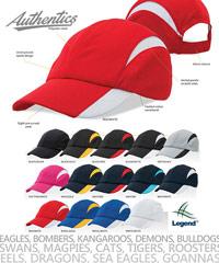 Legend Club Sport Cap Style #4382