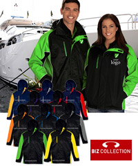 Nitro Colour Smart Jackets-Matching Polo's and Shirts also available