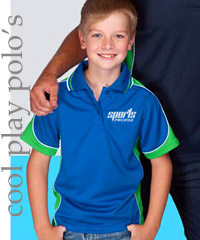 Junior and Teens Cool Play Polo Shirts