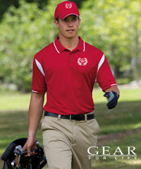Gear For Life-Dri Gear Insert Polo