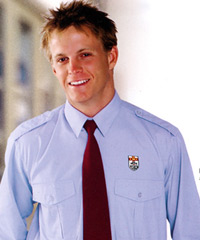 Epaulette Uniform Shirts
