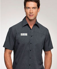 EzyLin Short Sleeve Mens Shirts