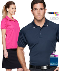 Flinders Polo Shirts in Bright Summer Colours