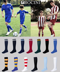 Football Team Socks in Juniors, Youth, Adult and King Sizes-13 team colours