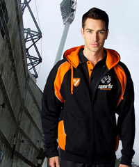 Aussie Pacific Panorama Hoodies in Team Colours