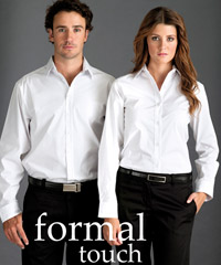 The Formal Touch: Vegas Shirt