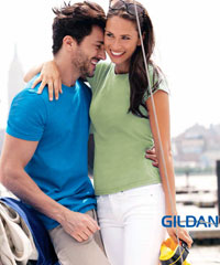 Gildan Softstyle T-Shirts with Print Service