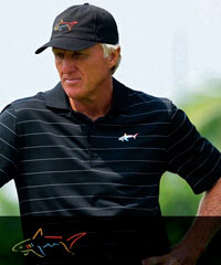 Greg Norman ProTek Micro Pique Stripe Polo Shirts
