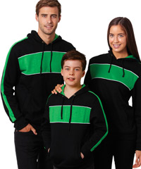 Cool Play Hoodies- Emerald and Black