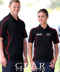 Intensity XTF Sports Polo Shirts - Extreme Technical Fabric