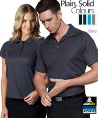 Keira Polo Shirt #1306 Plain Solid Colours - A Great Choice For Business